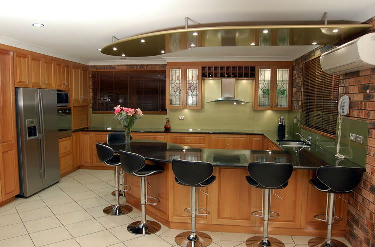 Kitchens gallery custom design kitchens canberra capital for Kitchen designs canberra