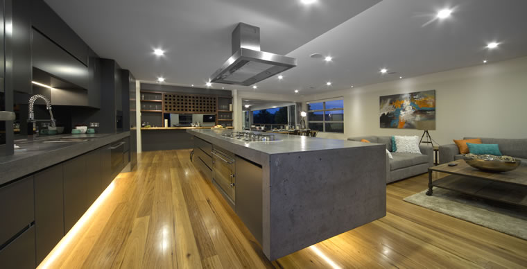 Custom Design Kitchen Capital Coast Kitchens Canberra